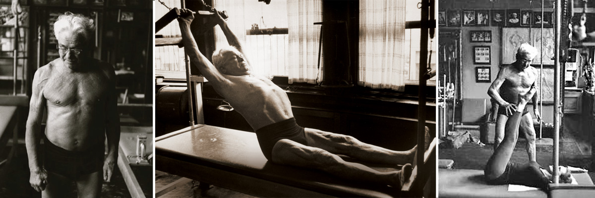 Center of Gravity Pilates & Massages